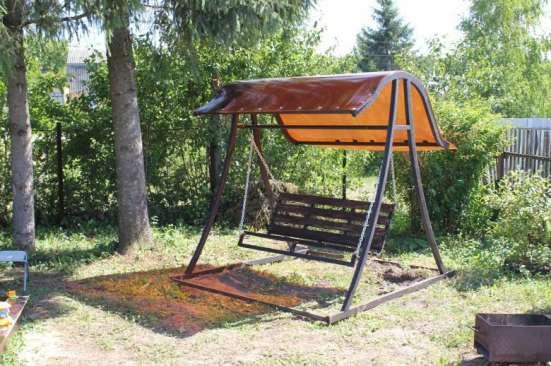 Продам садовые, разборные качели в г. Десногорск Фото 1
