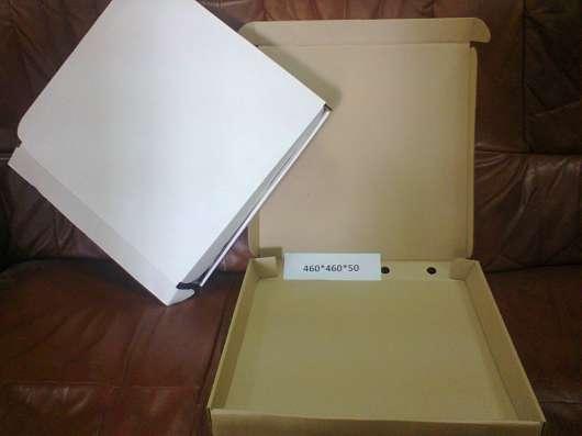 Производство/Продажа коробок самосборных, четырехклапанных