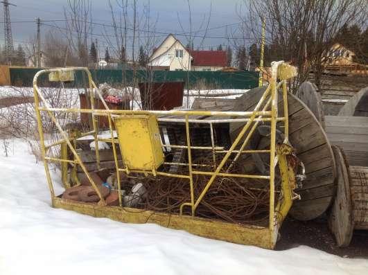 Сдам в аренду строительные леса, бетоносмеситель, вышка-тура в Одинцово Фото 1