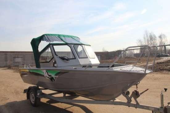 Продаем катер (лодку) Berkut M-TwinConsole в Ярославле Фото 4