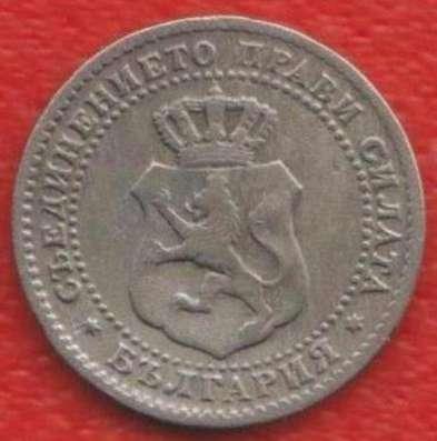 Болгария 2 1/2 (2,5) стотинки 1888 г
