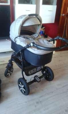 Детская каляска BABY MERC ONE ALU (3 В 1)