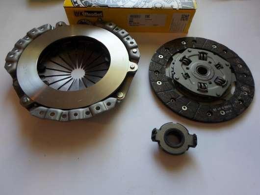 Комплект сцепления. Citroen Jumpy 1.9D, 1.9TD, Fiat Scudo 1