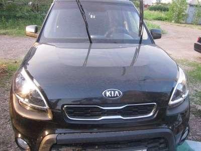 автомобиль Kia Soul, цена 522 000 руб.,в Магнитогорске Фото 2