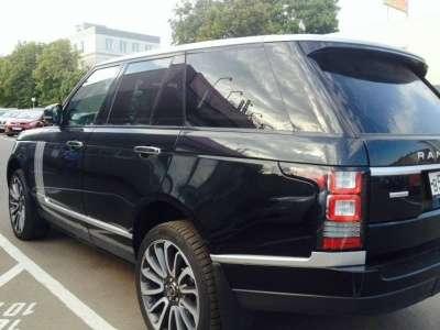 внедорожник Land Rover Range Rover, цена 4 781 000 руб.,в Москве Фото 2