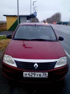 автомобиль Renault Logan