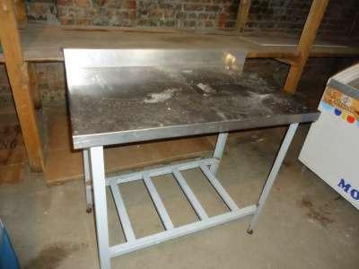 торговое оборудование Стол для обвалки мяса