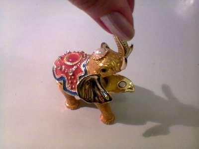 Фигурка-статуэтка Слон