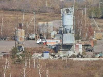 Бетоносмесительная установка БРУС -15