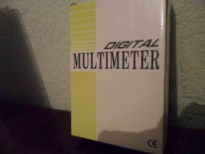 мультиметр DT890B