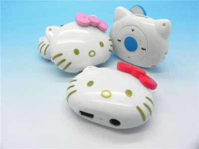 аудио плеер Hello Kitty MP3 плеер