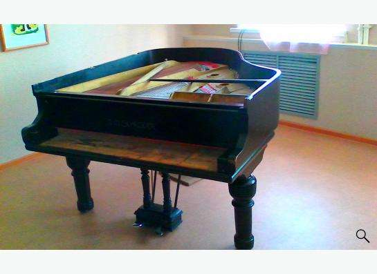 Перевозка фортепиано (пианино, рояля).