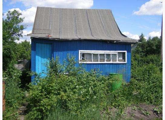 Садовый участок с домом недалеко от реки Уфимка в Дудкино