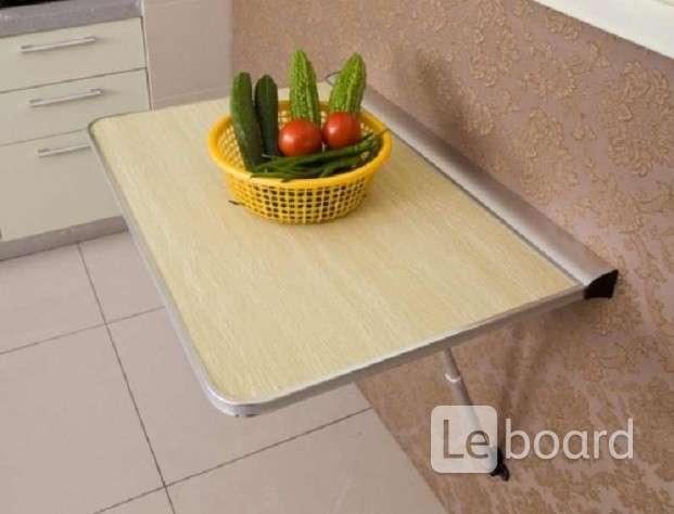 Кухонный стол для маленькой кухни: особенности выбора и расп.