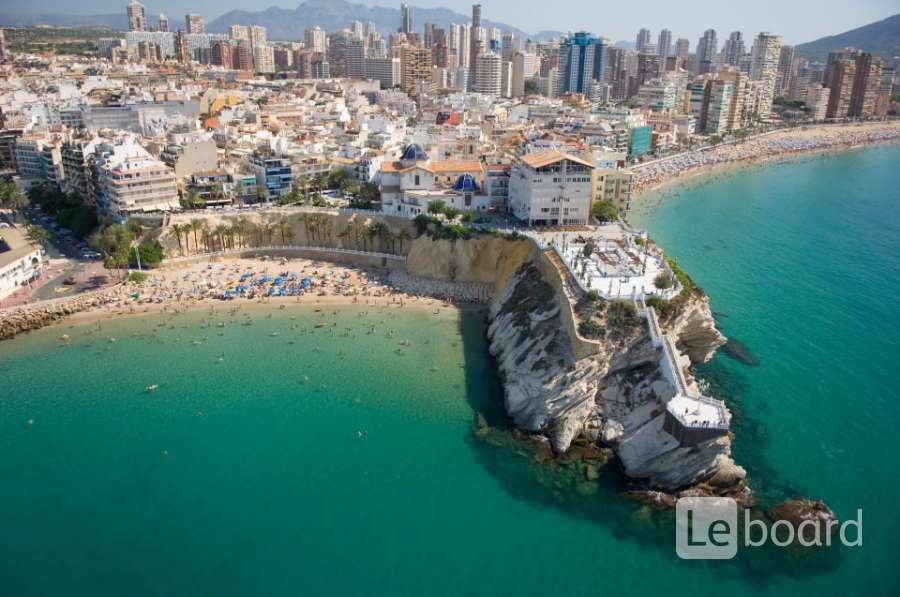 Испания бенидорм фото города