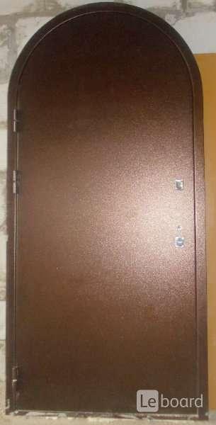 быстрое изготовление металлической двери