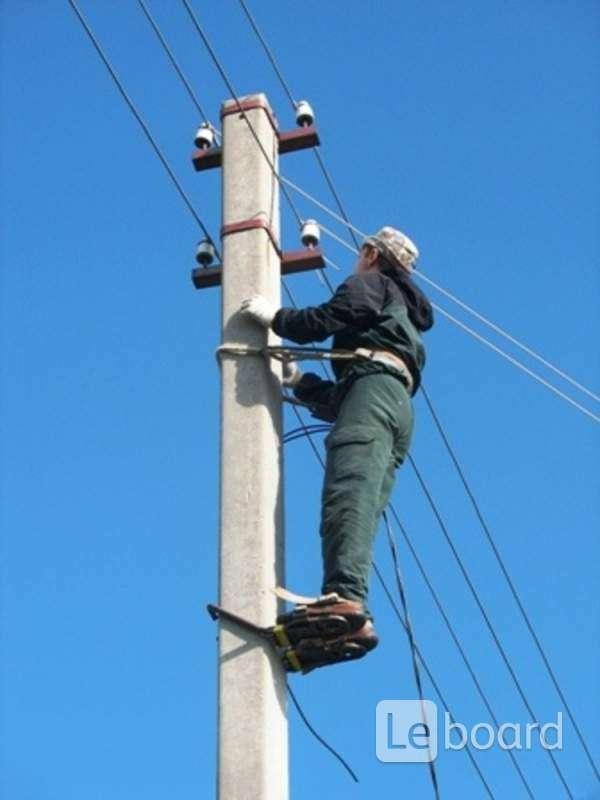 бригада электриков выполнит электромонтажные работы военных действиях