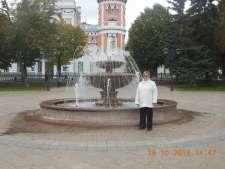 Лариса Новикова, фото